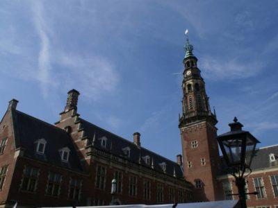 Beleg en Ontzet van Leiden in brons gegoten