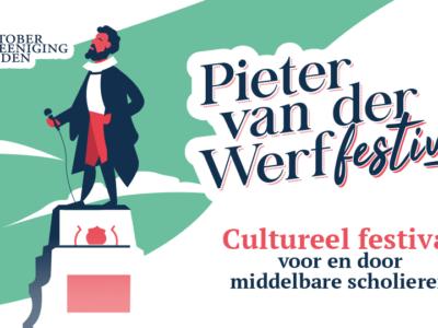 Leidens Ontzet start met Pieter van der Werffestival