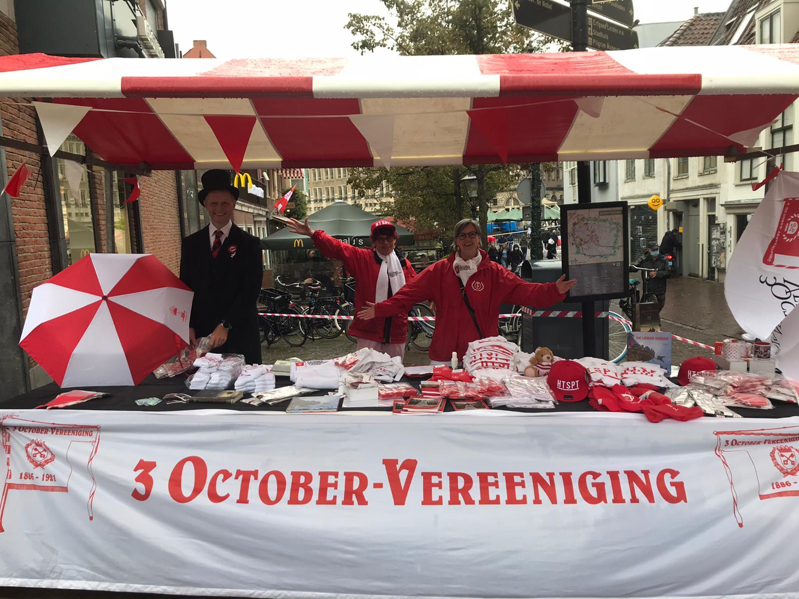 3 October Marktkramen