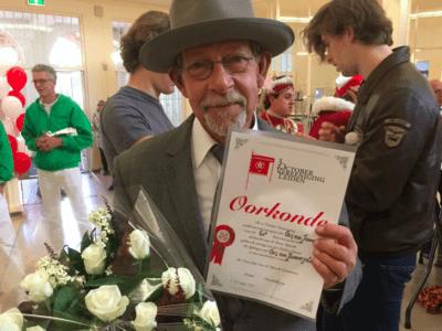 60 jaar in de Leidse optocht en nog lang niet klaar