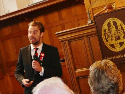 Congres Oranjevereniging in Leiden | Het blijft Oranje!