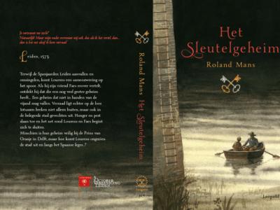 Spannende jeugdroman over het ontzet en beleg van Leiden